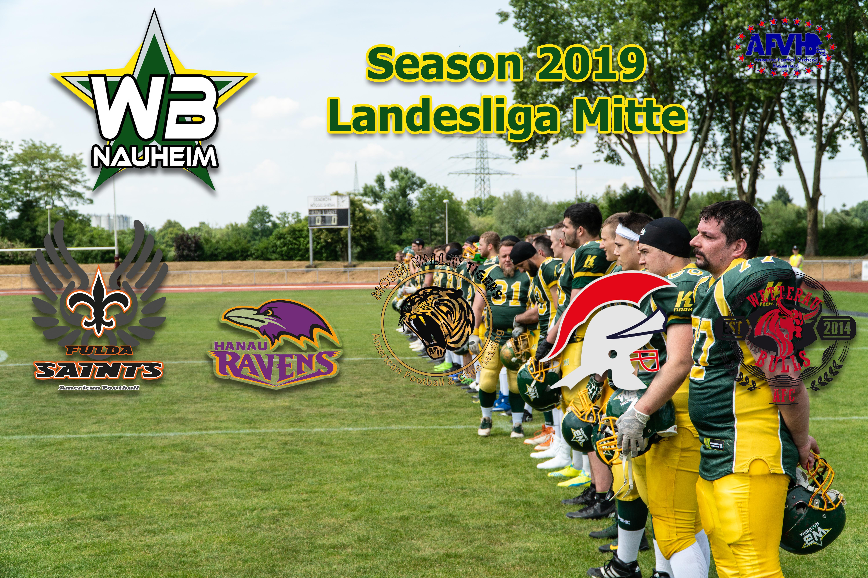 Die Mannschaften für die Landesliga Mitte 2019 stehen fest