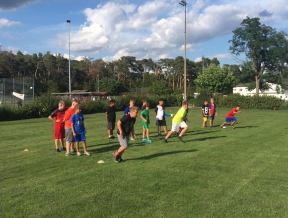 U13 verstärkt sich weiter – Zusätzliche Trainingszeit
